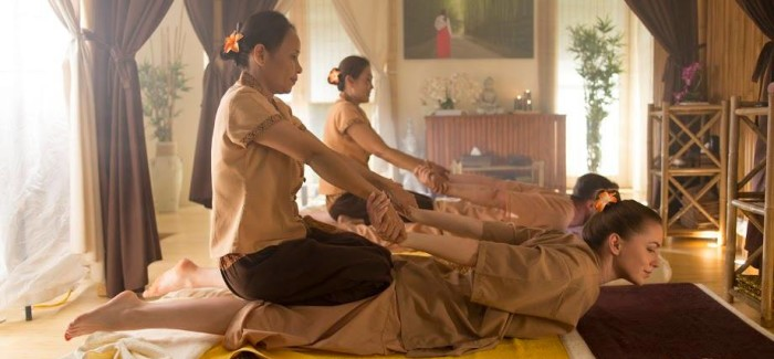 Siła tajskiego masażu