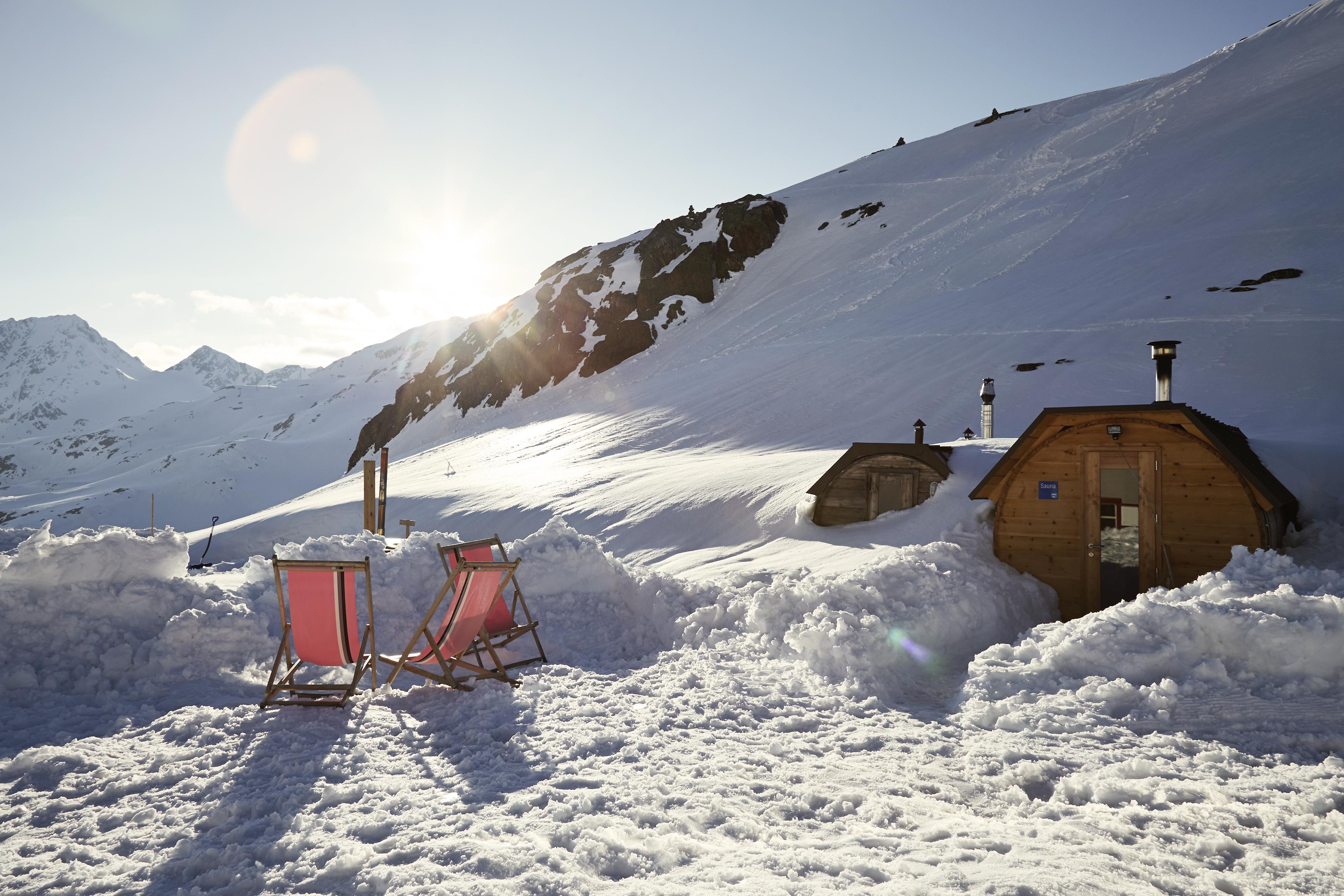 Schöne Aussicht Hütte, Bella Vista
