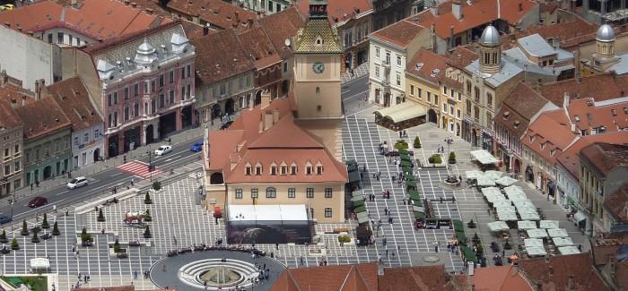 Visiting Brasov, Romania