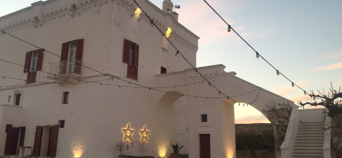STYLISHhotel: Masseria Torre Coccaro/Apulia/Italy