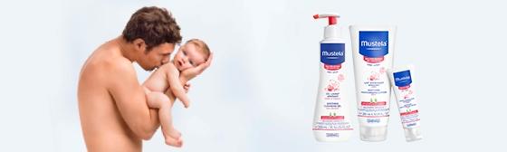 Pielęgnacja skóry bardzo wrażliwej u dzieci