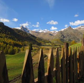 Włoska dolina Val Senales – raj dla miłośników natury