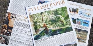 STYLISH PAPER jesień