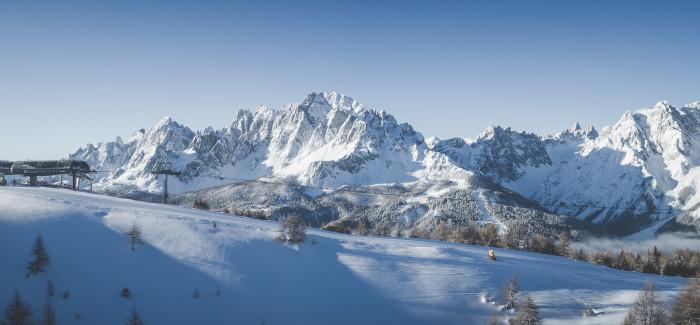 Resort narciarski 3 Zinnen Dolomites
