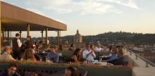 The best place for sunset in Florence