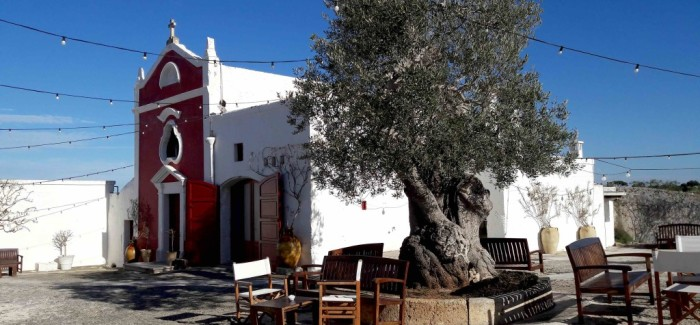 Masseria Torre Cocarro in Puglia – one of the best hotels in the world