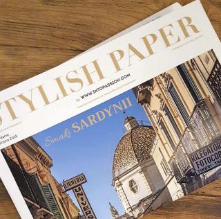 STYLISH PAPER wiosna 2019