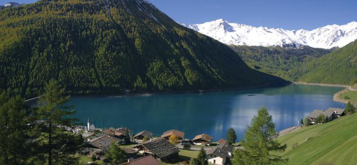 Aktywne lato we włoskiej dolinie VAL SENALES
