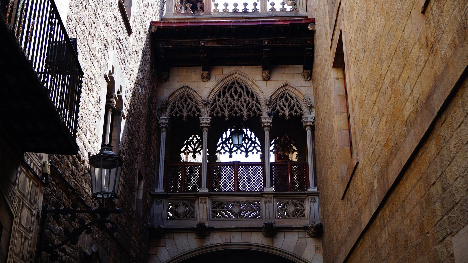 dzielnica gotycka