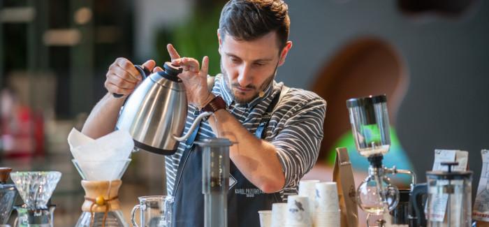 Czym jest kawa? KONKURS STYLISH PAPER i ETNO CAFE