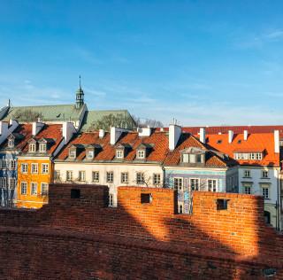 Warszawa – spacer po Starym Mieście