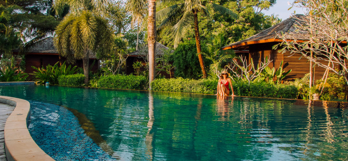Gajapuri Resort & Spa/Koh Chang/Tajlandia