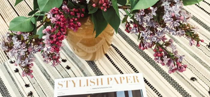 STYLISH PAPER wiosna
