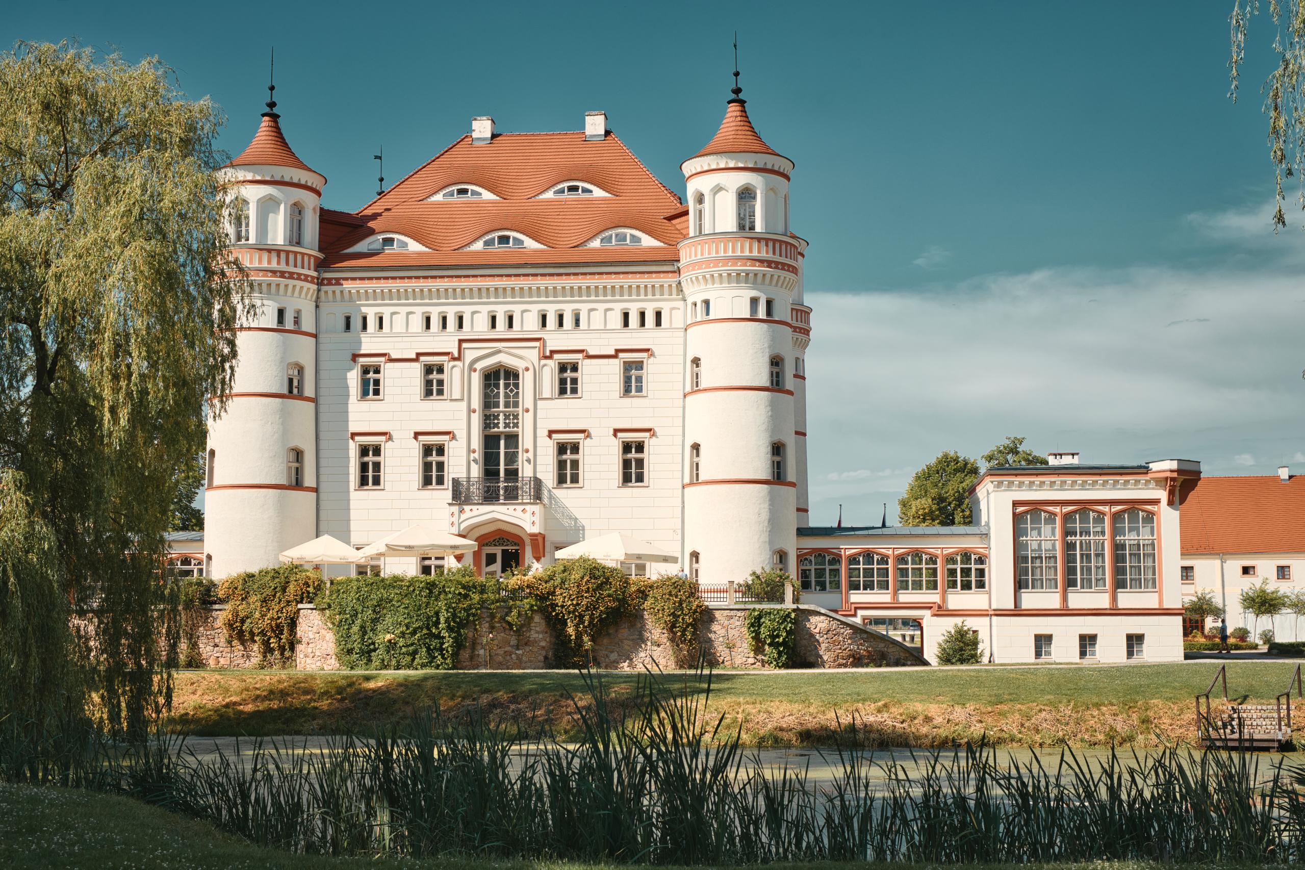 DŚ. Pałac w Wojanowie
