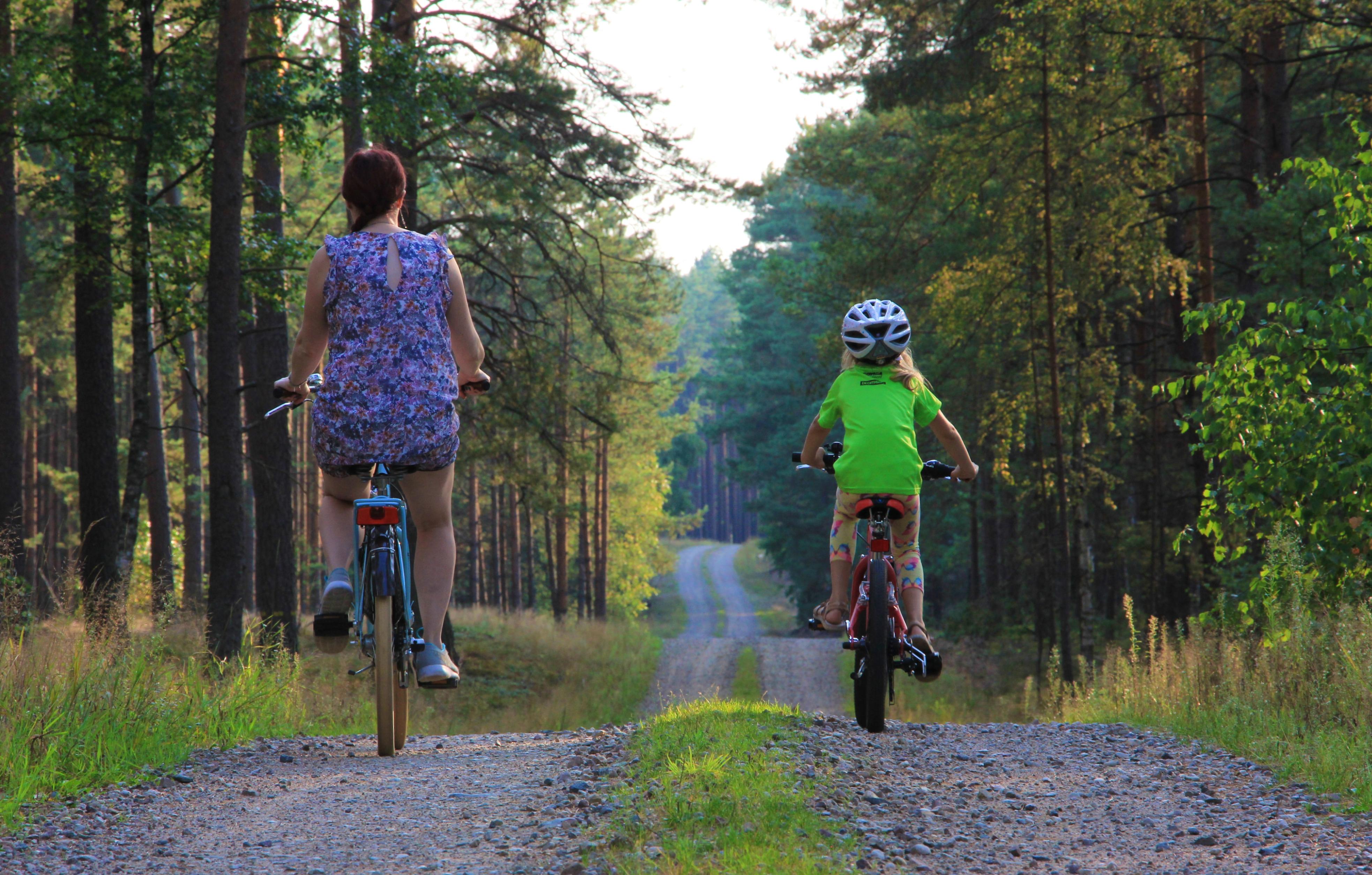 Kaszuby na rowerze