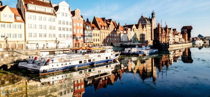 Poznaj ikony: Top 10 atrakcji Gdańska.